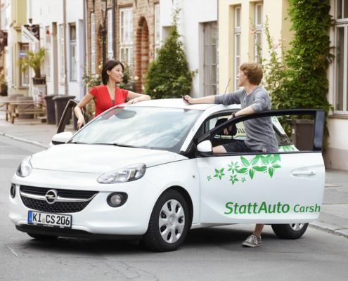 Ein Auto für Viele - Bild: StattAuto