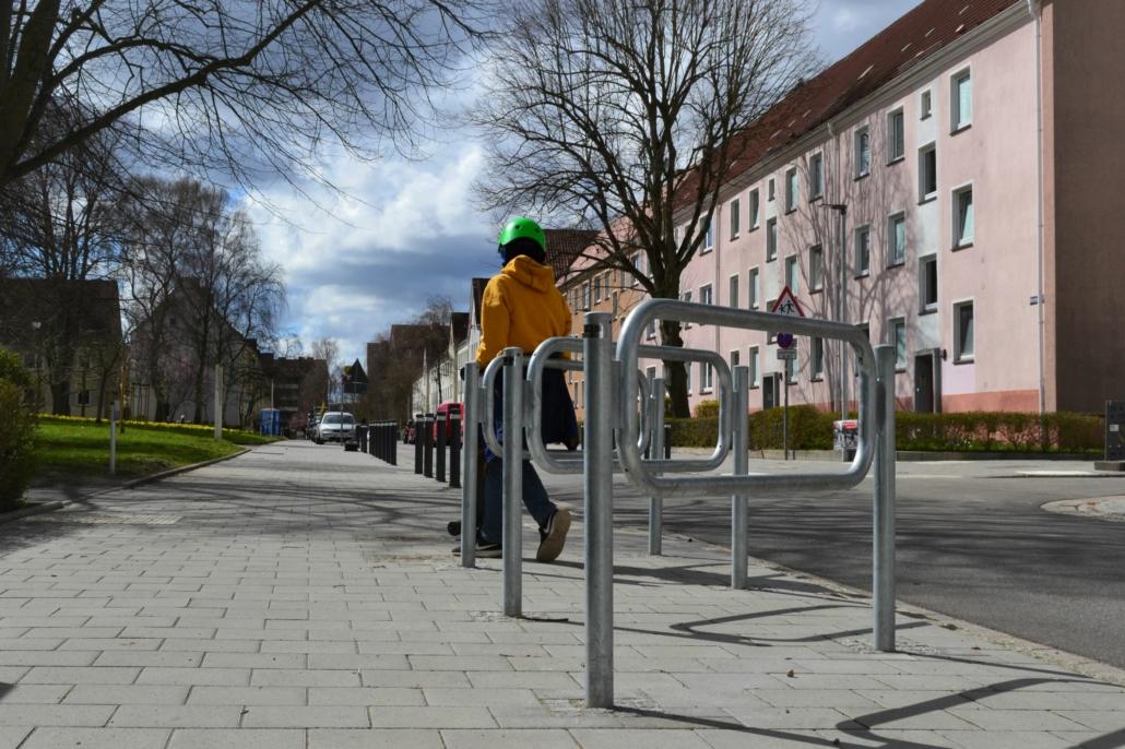 Die Danziger Straße ist für Kinder sicherer geworden.
